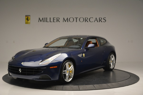 Used 2015 Ferrari FF for sale $165,900 at Maserati of Greenwich in Greenwich CT 06830 1