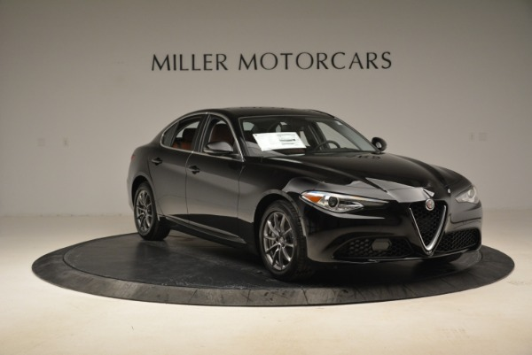 New 2018 Alfa Romeo Giulia Q4 for sale Sold at Maserati of Greenwich in Greenwich CT 06830 11