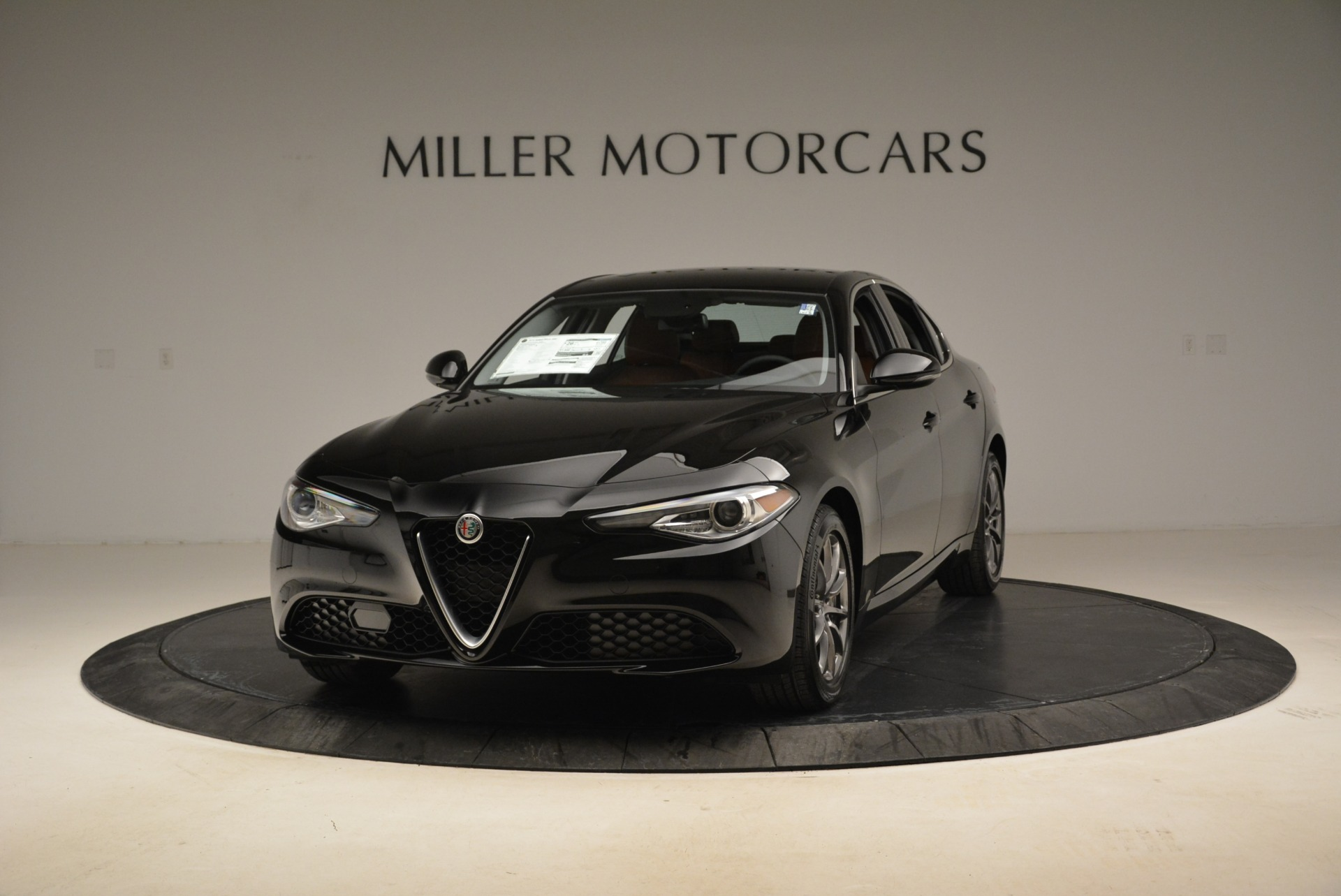 New 2018 Alfa Romeo Giulia Q4 for sale Sold at Maserati of Greenwich in Greenwich CT 06830 1