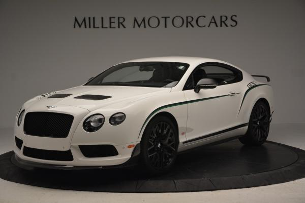 Used 2015 Bentley GT GT3-R for sale Sold at Maserati of Greenwich in Greenwich CT 06830 2