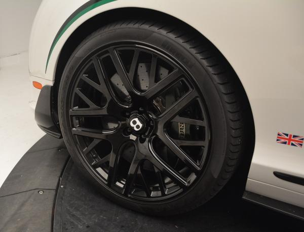 Used 2015 Bentley GT GT3-R for sale Sold at Maserati of Greenwich in Greenwich CT 06830 25