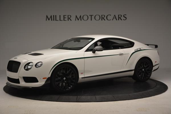 Used 2015 Bentley GT GT3-R for sale Sold at Maserati of Greenwich in Greenwich CT 06830 3