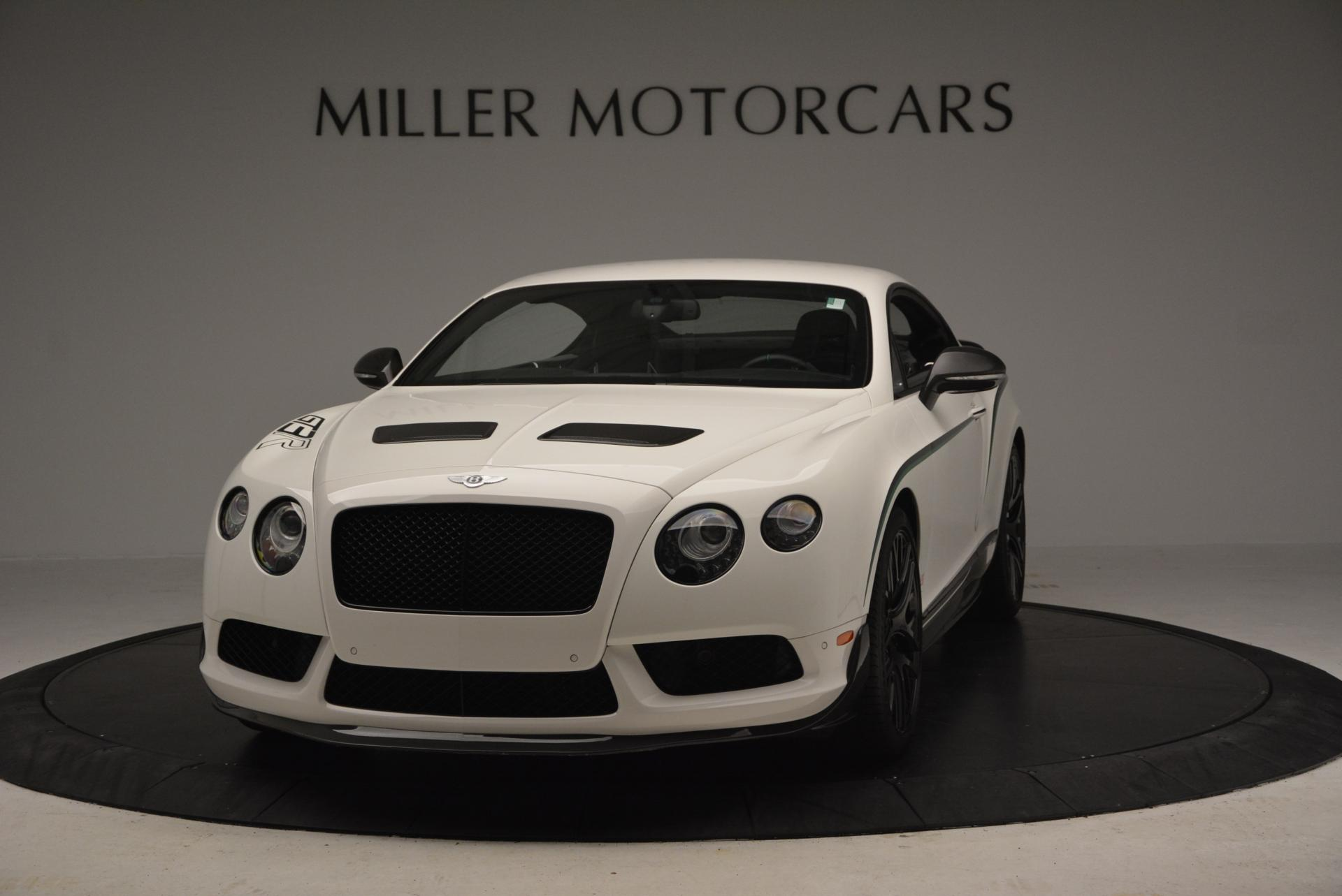Used 2015 Bentley GT GT3-R for sale Sold at Maserati of Greenwich in Greenwich CT 06830 1