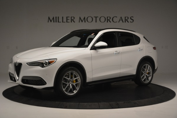 Used 2018 Alfa Romeo Stelvio Ti Sport Q4 for sale $32,900 at Maserati of Greenwich in Greenwich CT 06830 2