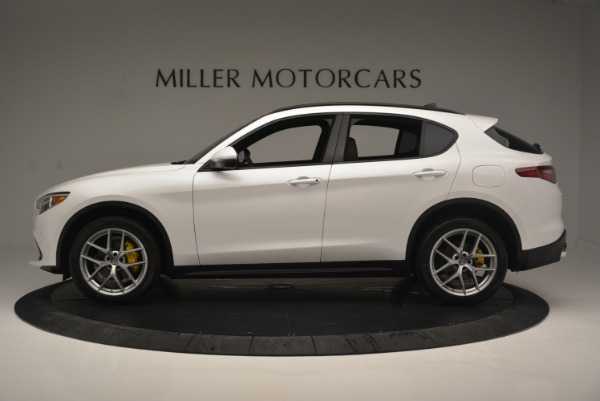 Used 2018 Alfa Romeo Stelvio Ti Sport Q4 for sale $32,900 at Maserati of Greenwich in Greenwich CT 06830 3