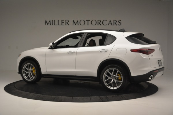 Used 2018 Alfa Romeo Stelvio Ti Sport Q4 for sale $32,900 at Maserati of Greenwich in Greenwich CT 06830 4