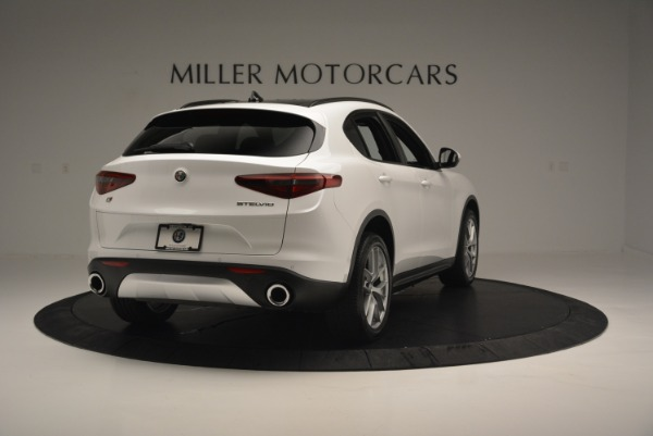 Used 2018 Alfa Romeo Stelvio Ti Sport Q4 for sale $32,900 at Maserati of Greenwich in Greenwich CT 06830 7