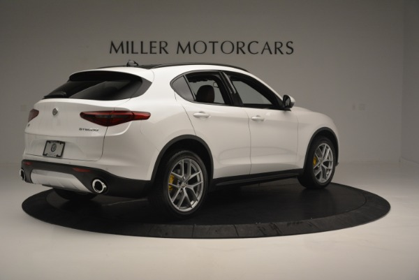 Used 2018 Alfa Romeo Stelvio Ti Sport Q4 for sale $32,900 at Maserati of Greenwich in Greenwich CT 06830 8