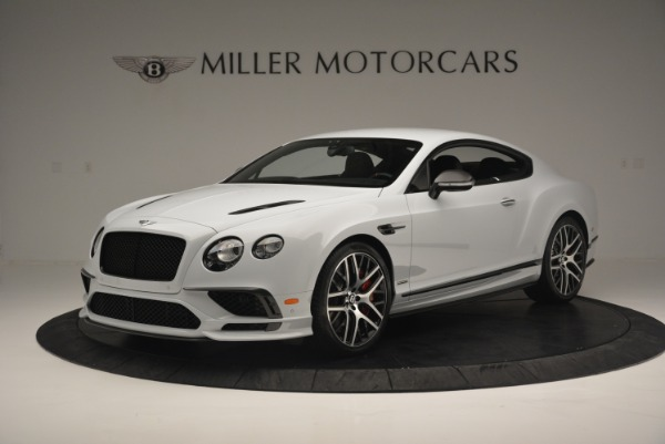 Used 2017 Bentley Continental GT Supersports for sale Sold at Maserati of Greenwich in Greenwich CT 06830 2