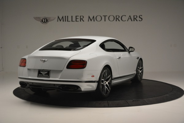 Used 2017 Bentley Continental GT Supersports for sale Sold at Maserati of Greenwich in Greenwich CT 06830 7