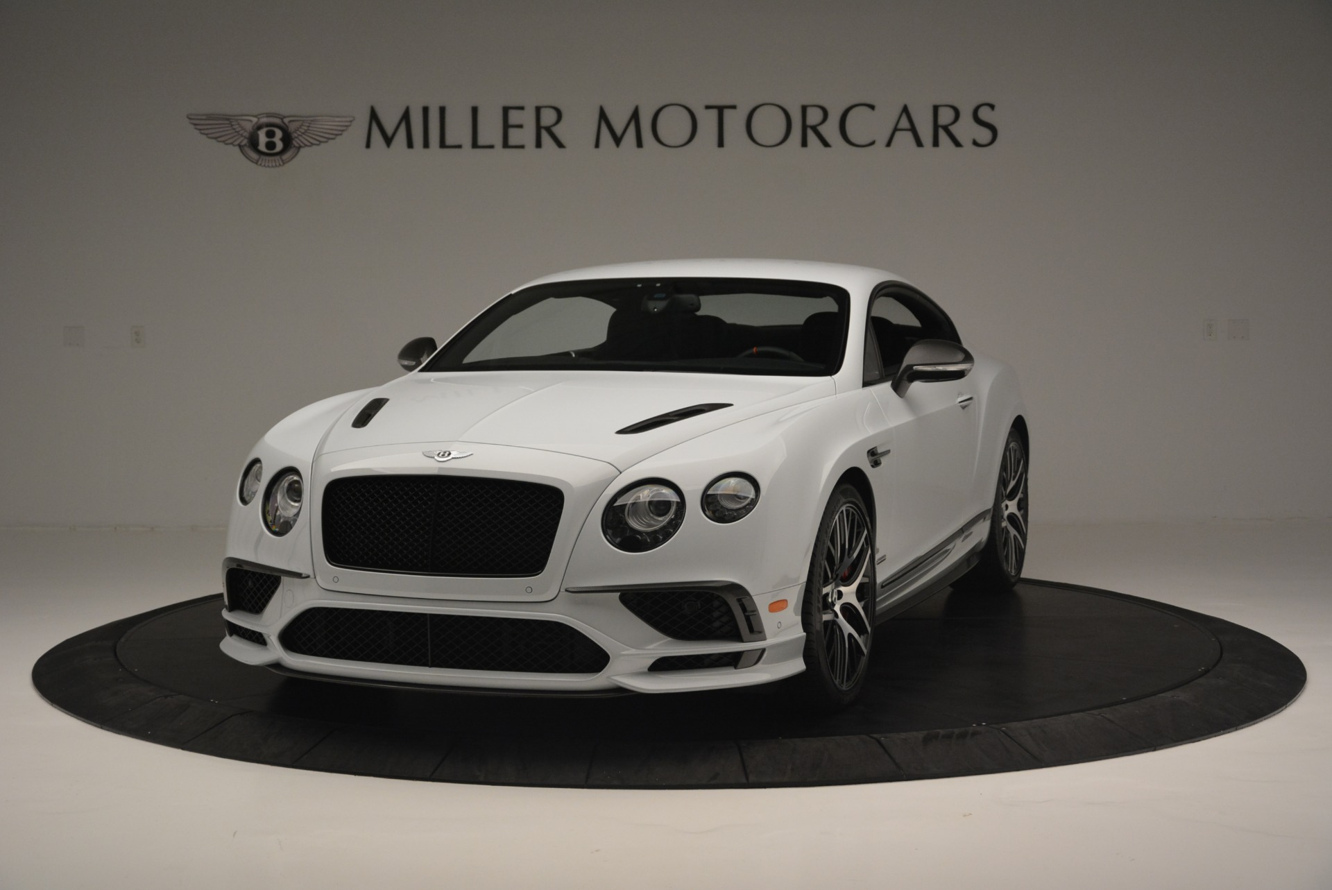 Used 2017 Bentley Continental GT Supersports for sale Sold at Maserati of Greenwich in Greenwich CT 06830 1
