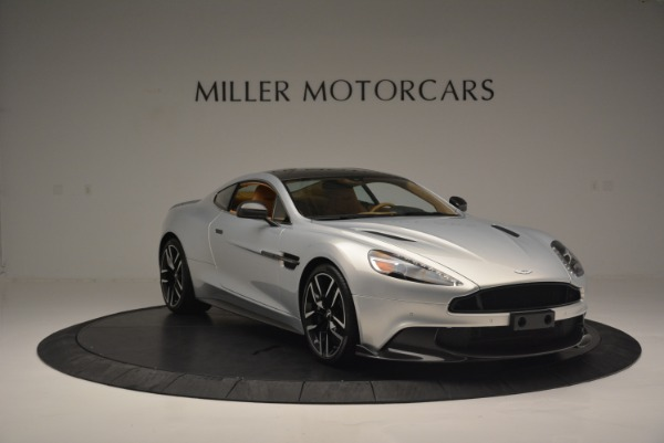 Used 2018 Aston Martin Vanquish S Coupe for sale Sold at Maserati of Greenwich in Greenwich CT 06830 11