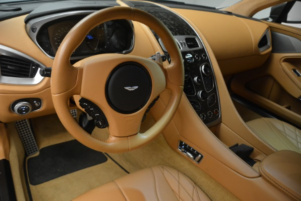 Used 2018 Aston Martin Vanquish S Coupe for sale Sold at Maserati of Greenwich in Greenwich CT 06830 14