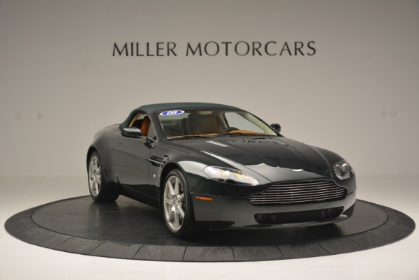 Used 2008 Aston Martin V8 Vantage Roadster for sale Sold at Maserati of Greenwich in Greenwich CT 06830 14