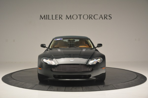 Used 2008 Aston Martin V8 Vantage Roadster for sale Sold at Maserati of Greenwich in Greenwich CT 06830 15