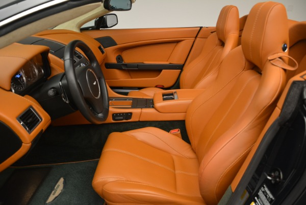 Used 2008 Aston Martin V8 Vantage Roadster for sale Sold at Maserati of Greenwich in Greenwich CT 06830 16