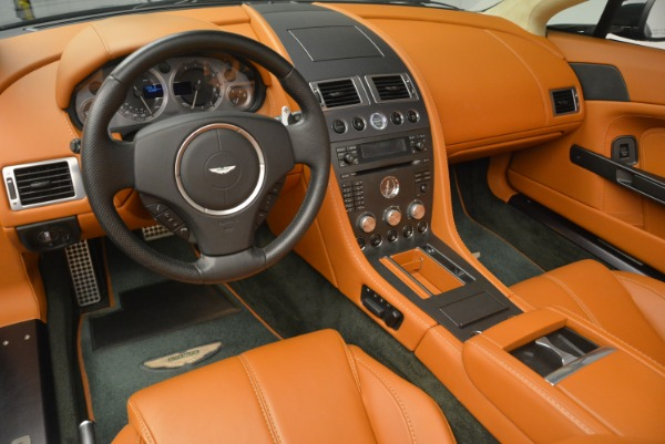 Used 2008 Aston Martin V8 Vantage Roadster for sale Sold at Maserati of Greenwich in Greenwich CT 06830 17
