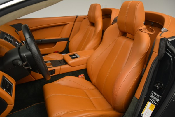 Used 2008 Aston Martin V8 Vantage Roadster for sale Sold at Maserati of Greenwich in Greenwich CT 06830 18