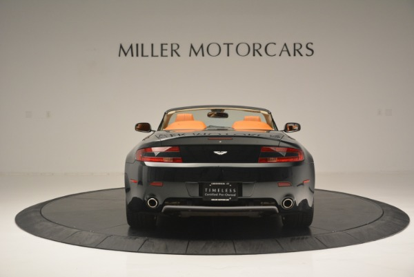 Used 2008 Aston Martin V8 Vantage Roadster for sale Sold at Maserati of Greenwich in Greenwich CT 06830 6