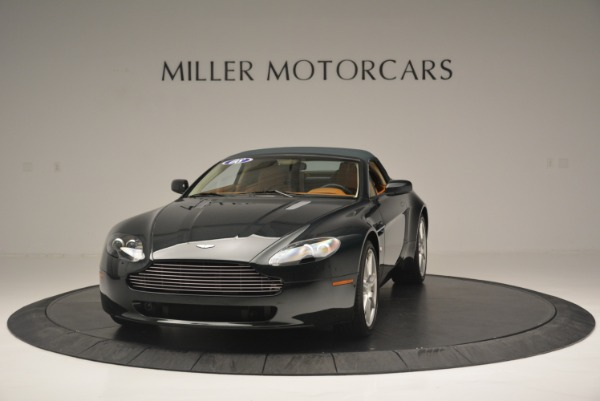 Used 2008 Aston Martin V8 Vantage Roadster for sale Sold at Maserati of Greenwich in Greenwich CT 06830 9