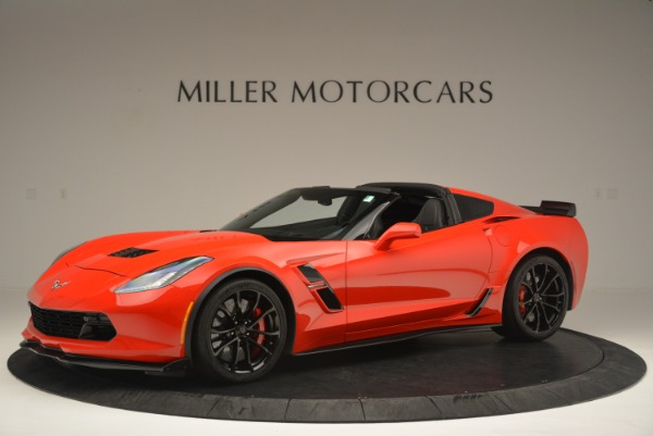 Used 2017 Chevrolet Corvette Grand Sport for sale Sold at Maserati of Greenwich in Greenwich CT 06830 14