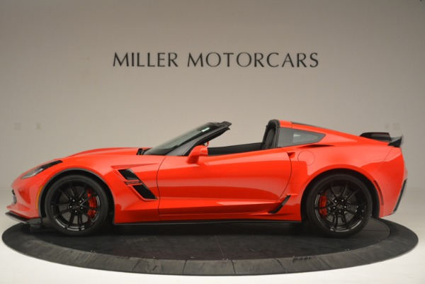 Used 2017 Chevrolet Corvette Grand Sport for sale Sold at Maserati of Greenwich in Greenwich CT 06830 15