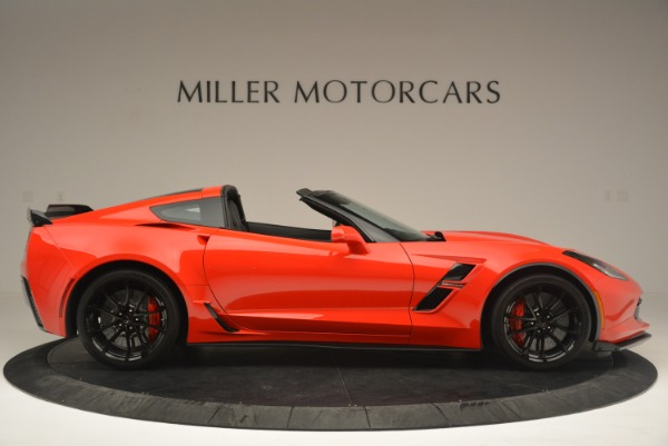 Used 2017 Chevrolet Corvette Grand Sport for sale Sold at Maserati of Greenwich in Greenwich CT 06830 21