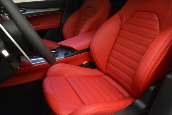 Used 2018 Alfa Romeo Stelvio Ti Sport Q4 for sale $36,900 at Maserati of Greenwich in Greenwich CT 06830 14