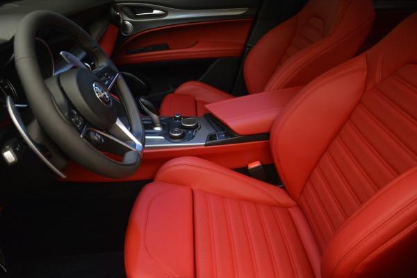 Used 2018 Alfa Romeo Stelvio Ti Sport Q4 for sale $36,900 at Maserati of Greenwich in Greenwich CT 06830 15