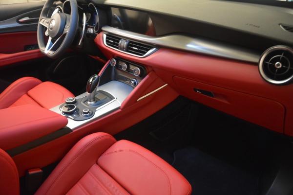 Used 2018 Alfa Romeo Stelvio Ti Sport Q4 for sale $36,900 at Maserati of Greenwich in Greenwich CT 06830 23