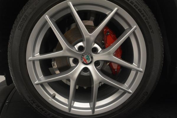 Used 2018 Alfa Romeo Stelvio Ti Sport Q4 for sale $36,900 at Maserati of Greenwich in Greenwich CT 06830 26
