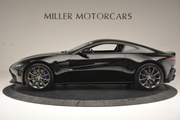 Used 2019 Aston Martin Vantage Coupe for sale $132,990 at Maserati of Greenwich in Greenwich CT 06830 3