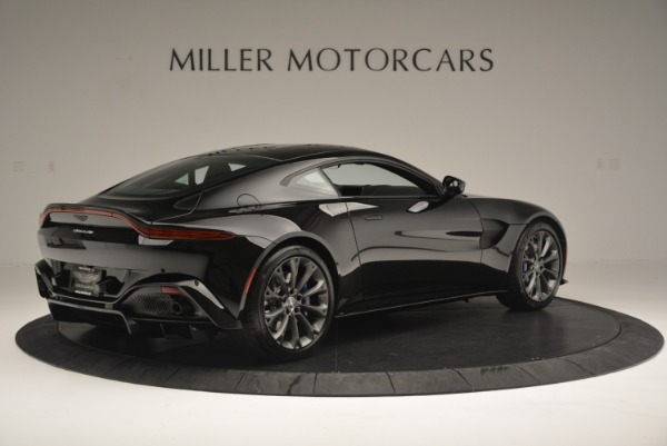 Used 2019 Aston Martin Vantage Coupe for sale $132,990 at Maserati of Greenwich in Greenwich CT 06830 8