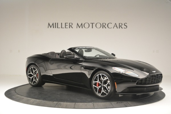 New 2019 Aston Martin DB11 V8 Convertible for sale Sold at Maserati of Greenwich in Greenwich CT 06830 10