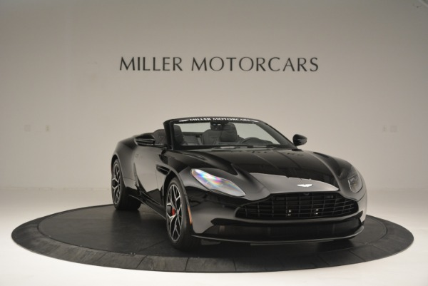 New 2019 Aston Martin DB11 V8 Convertible for sale Sold at Maserati of Greenwich in Greenwich CT 06830 11