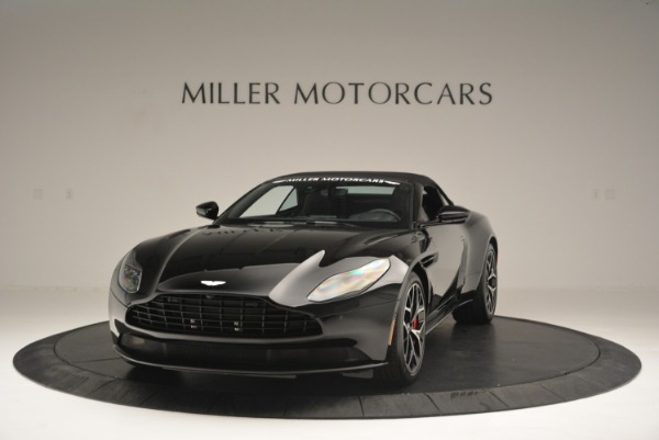 New 2019 Aston Martin DB11 V8 Convertible for sale Sold at Maserati of Greenwich in Greenwich CT 06830 13