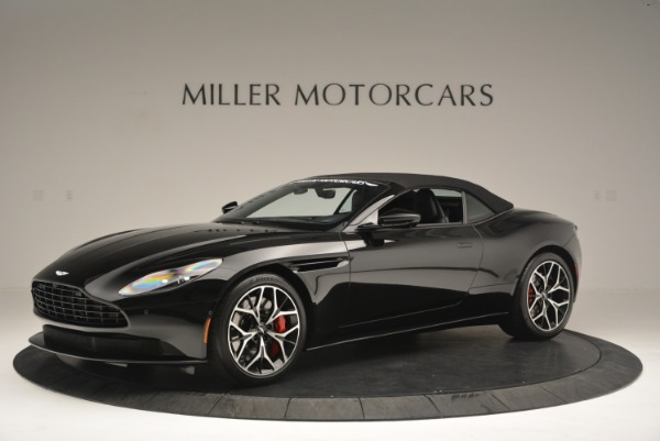 New 2019 Aston Martin DB11 V8 Convertible for sale Sold at Maserati of Greenwich in Greenwich CT 06830 14