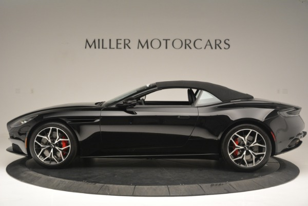 New 2019 Aston Martin DB11 V8 Convertible for sale Sold at Maserati of Greenwich in Greenwich CT 06830 15