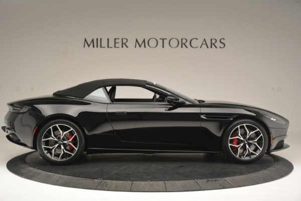 New 2019 Aston Martin DB11 V8 Convertible for sale Sold at Maserati of Greenwich in Greenwich CT 06830 16