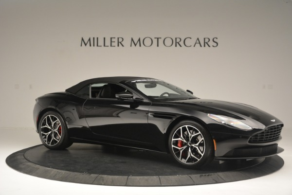 New 2019 Aston Martin DB11 V8 Convertible for sale Sold at Maserati of Greenwich in Greenwich CT 06830 18