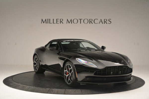 New 2019 Aston Martin DB11 V8 Convertible for sale Sold at Maserati of Greenwich in Greenwich CT 06830 19