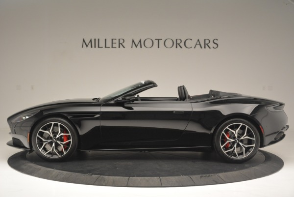 New 2019 Aston Martin DB11 V8 Convertible for sale Sold at Maserati of Greenwich in Greenwich CT 06830 3