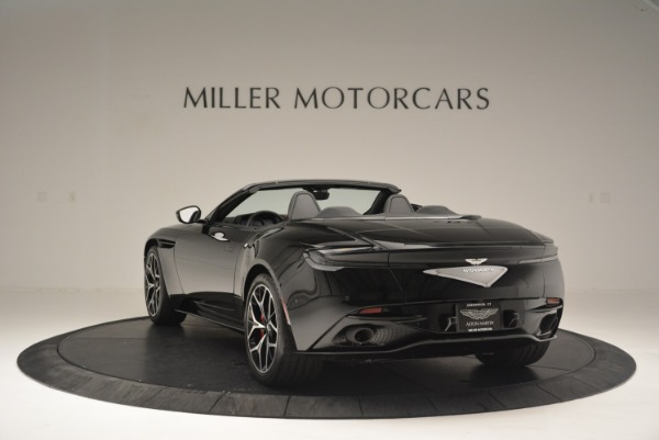New 2019 Aston Martin DB11 V8 Convertible for sale Sold at Maserati of Greenwich in Greenwich CT 06830 5