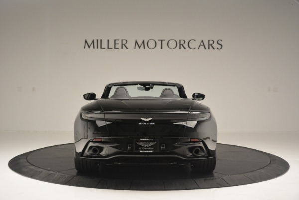 New 2019 Aston Martin DB11 V8 Convertible for sale Sold at Maserati of Greenwich in Greenwich CT 06830 6