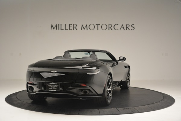 New 2019 Aston Martin DB11 V8 Convertible for sale Sold at Maserati of Greenwich in Greenwich CT 06830 7