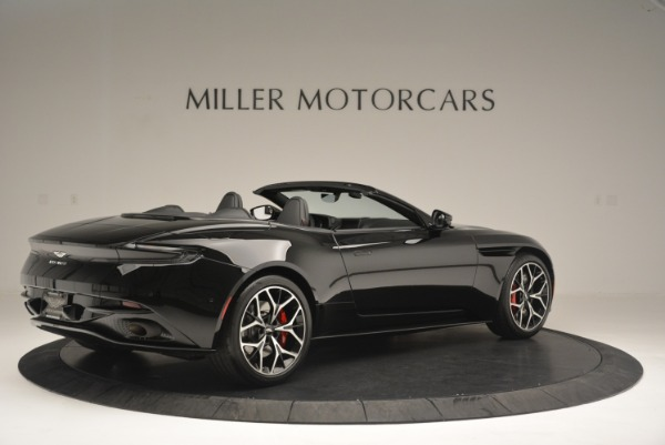 New 2019 Aston Martin DB11 V8 Convertible for sale Sold at Maserati of Greenwich in Greenwich CT 06830 8