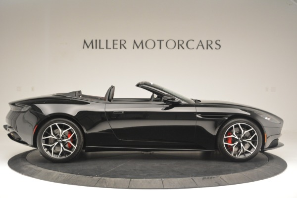 New 2019 Aston Martin DB11 V8 Convertible for sale Sold at Maserati of Greenwich in Greenwich CT 06830 9