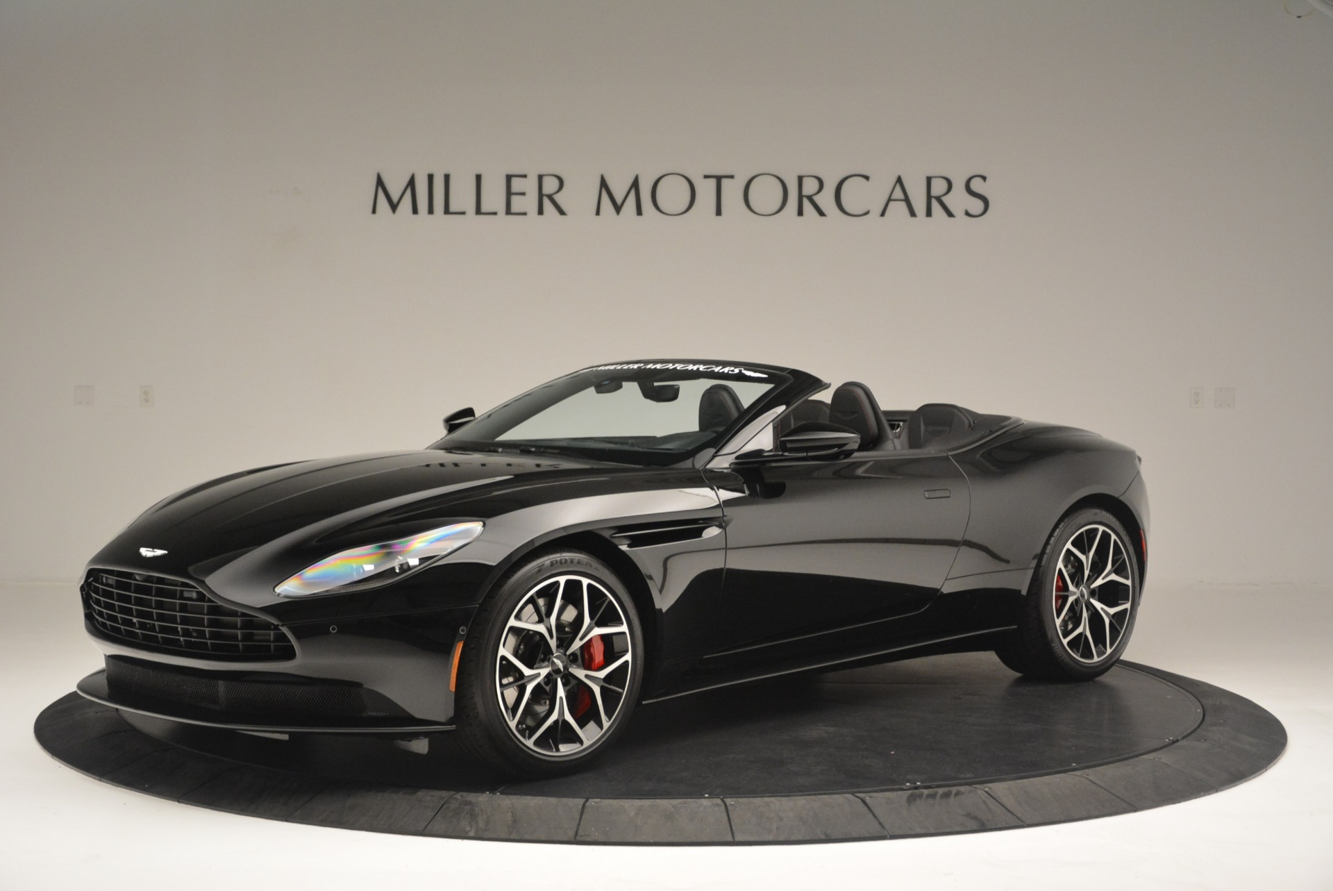 New 2019 Aston Martin DB11 V8 Convertible for sale Sold at Maserati of Greenwich in Greenwich CT 06830 1