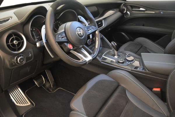 New 2018 Alfa Romeo Stelvio Quadrifoglio for sale Sold at Maserati of Greenwich in Greenwich CT 06830 13