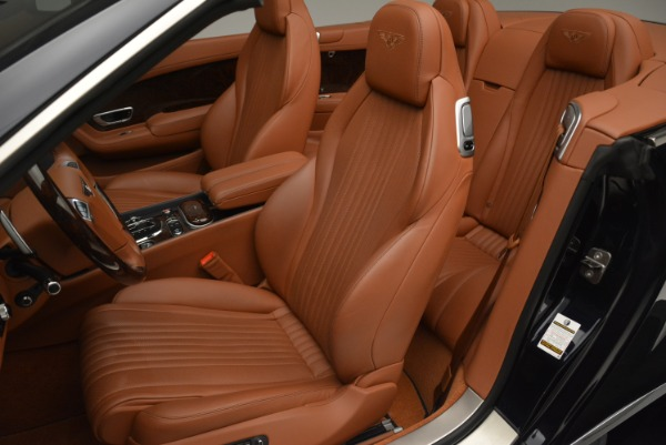 Used 2016 Bentley Continental GTC V8 S for sale Sold at Maserati of Greenwich in Greenwich CT 06830 23